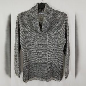 Eight Eight Eight cowl neck pullover sweater
